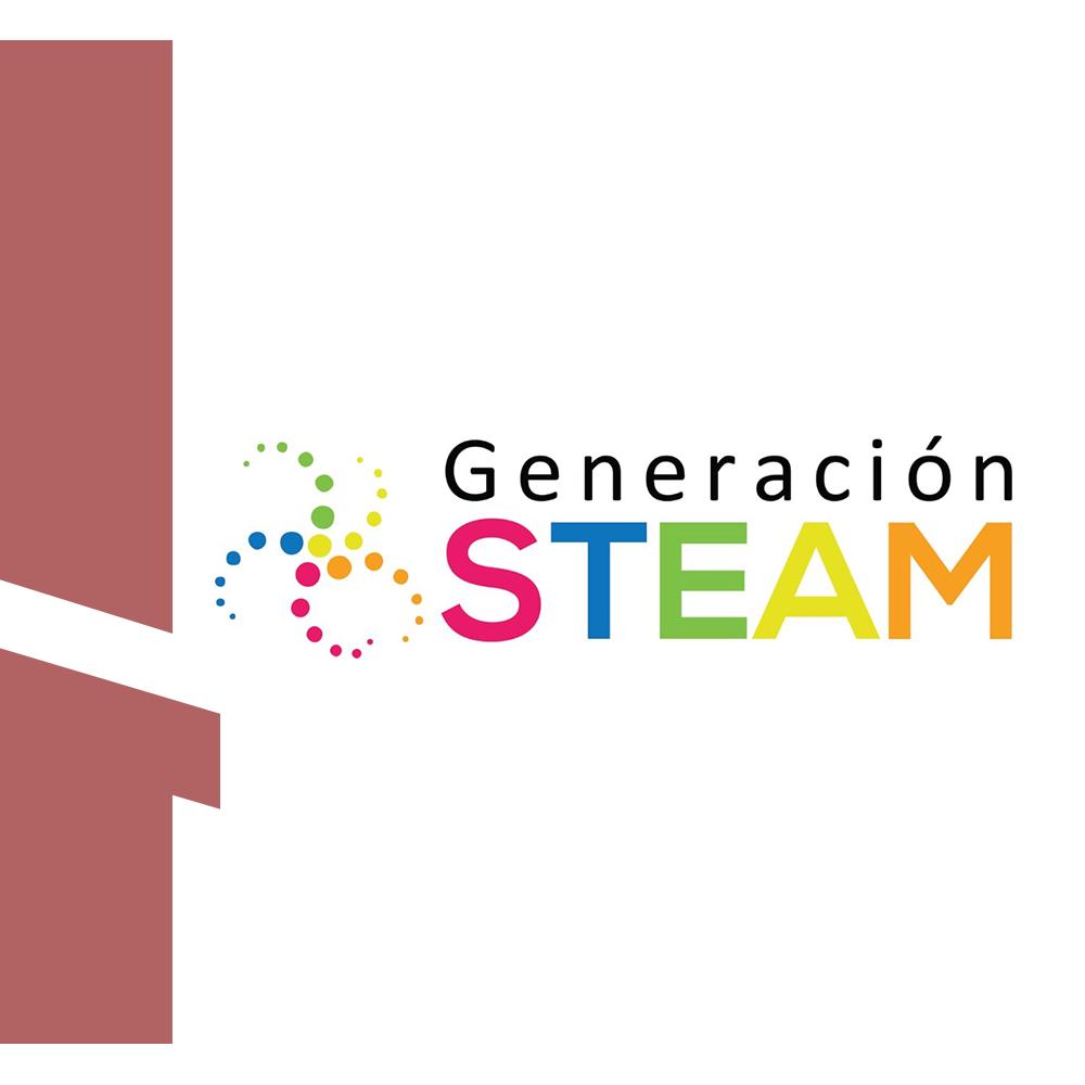 Parte del equipo Generación STEAM